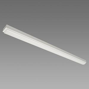 NEC 【お買い得品 10台セット】 LED一体型ベースライト 《Nuシリーズ》 40形 直付形 トラフ形 5200lm 固定出力方式 FHF32定格出力×2灯相当 昼白色 MMB4101/52N4-N8_set