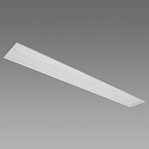 NEC 【お買い得品 10台セット】 LED一体型ベースライト 《Nuシリーズ》 40形 埋込形 下面開放形 150mm幅 2000lm 固定出力方式 FLR40×1灯相当 昼白色 MEB4101/20N4-N8_set