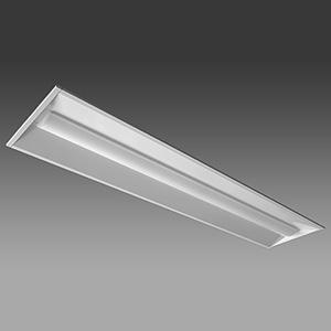 【受注生産品】 NEC 【お買い得品 10台セット】 LED一体型ベースライト 《Nuシリーズ》 40形 埋込形 下面開放形 220mm幅 2000lm 固定出力方式 FLR40×1灯相当 昼光色 MEB4103/20D4-N8_set