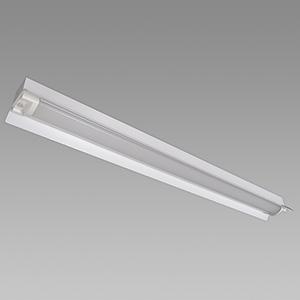 【受注生産品】 NEC LED一体型ベースライト 《Nuシリーズ》 40形 防雨・防湿形 直付形 両反射笠形 3200lm 固定出力方式 FHF32高出力×1灯相当 昼白色 MAB4102(MP)/32N4-N8