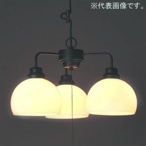 後藤照明 ペンダントライト 3灯用 鉄鉢硝子セード CP型 電球別売 E26口金 プルスイッチ付 GLF-3257X