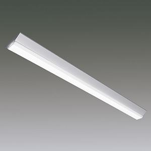 アイリスオーヤマ 一体型LEDベースライト 《LXラインルクス》 40形 直付逆富士型 幅150mmタイプ 調光タイプ 2500lmタイプ Hf32形×1灯定格出力型器具相当 電球色 LX160F-22L-CL40-D