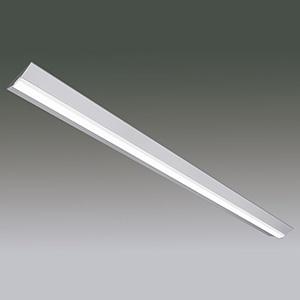 【受注生産品】 アイリスオーヤマ 一体型LEDベースライト 《LXラインルクス》 110形 直付逆富士型 幅230mmタイプ 非調光タイプ 5000lmタイプ FLR110形×1灯器具相当 節電タイプ 白色 LX160F-47W-CL110WT