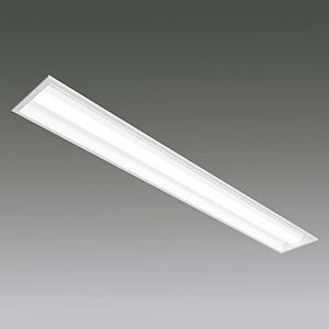 【受注生産品】 アイリスオーヤマ 一体型LEDベースライト 《LXラインルクス》 40形 埋込型 幅150mmタイプ 調光タイプ 5200lmタイプ Hf32形×2灯定格出力型器具相当 白色 LX160F-46W-UK40-W170-D
