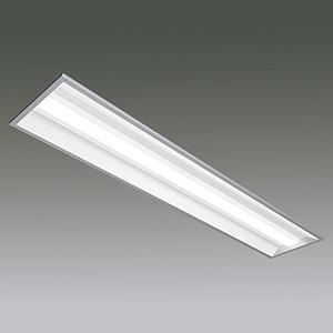 受注生産品 アイリスオーヤマ 一体型LEDベースライト 《LXラインルクス》 40形 埋込型 幅220mmタイプ 引出物 非調光タイプ FLR40形×1灯器具相当 LX160F-17L-UK40-W240 電球色 2000lmタイプ 低価格化 節電タイプ