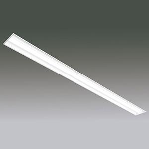 【受注生産品】 アイリスオーヤマ 一体型LEDベースライト 《LXラインルクス》 110形 埋込型 幅150mmタイプ 調光タイプ 13400lmタイプ Hf86形×2灯定格出力型器具相当 電球色 LX160F-114L-UK110T-W170-D
