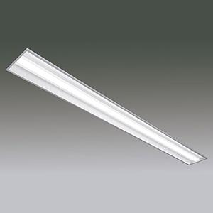 アイリスオーヤマ 一体型LEDベースライト 《LXラインルクス》 110形 埋込型 幅220mmタイプ 調光タイプ 6400lmタイプ Hf86形×1灯定格出力型器具相当 昼光色 LX160F-59D-UK110T-W240-D:電材堂