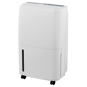ナカトミ コンプレッサー式除湿機 単相100V 風量2段階切替 湿度調節・衣類乾燥機能付 DM-8