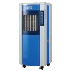 静岡製機 気化式冷風機 2~4人用 単相100V 風量3段階切替 RKF406