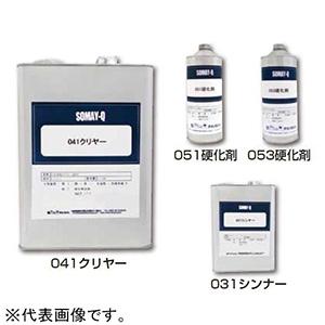 【受注生産品】 染めQテクノロジィ クリヤー 内容量16L 041クリヤー16L