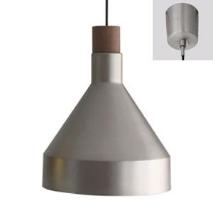 ディクラッセ ペンダントライト 《Camino L》 白熱ミニ球40W 電球色 口金E26 シルバー LP3115SV