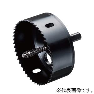 ジェフコム バイメタルホールソー 回転用 180mm 丸軸シャンクφ13mm JH-180