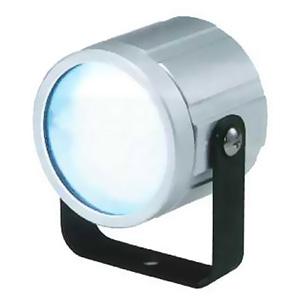 パトライト LED照射ライト 広角タイプ 高輝度LED×24個 光度25cd スモーク CLE-24