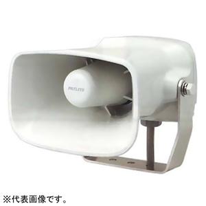 パトライト ホーン型電子音報知器 定格電圧DC12-24V 最大110dB 32音色内蔵(Aタイプ) 配線方式:端子台 EHS-M1TA