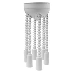 ビートソニック LEDスポットライト 《ZeebRo Toy》 6灯タイプ 引掛シーリング専用 E17口金 電球別売 ZBR3