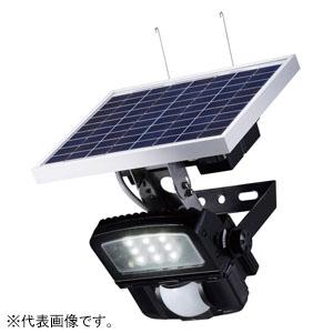 OPTEX ソーラーLED照明 センサ調光型 サークル配光 照射角度90°サークル 白色LED 2000lm 防塵・防噴流形 LC-2000C(BL)