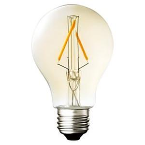 三菱ケミカルメディア 【ケース販売特価 10個セット】 LEDフィラメント電球 アンバータイプ 一般電球20W形相当 電球色 口金E26 LDA2R-G_FAV2_set