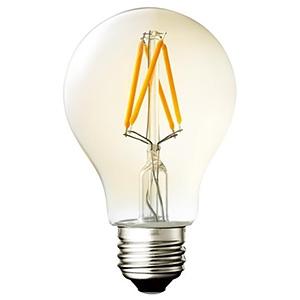 三菱ケミカルメディア 【ケース販売特価 10個セット】 LEDフィラメント電球 アンバータイプ 一般電球30W形相当 電球色 口金E26 LDA4R-G_FAV2_set