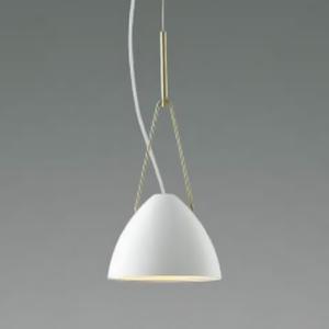 コイズミ照明 LED一体型ペンダントライト ライティングレール取付タイプ 6.2W 白熱球60W相当 電球色 白色塗装 AP42118L