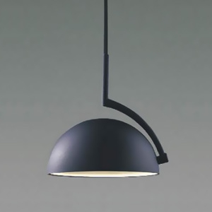 コイズミ照明 LED一体型ペンダントライト ライティングレール取付タイプ 6.2W 白熱球60W相当 電球色 マットブラック AP42130L
