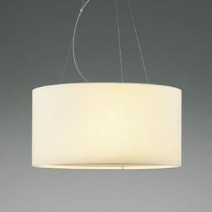 コイズミ照明 LEDランプ交換可能型ペンダントライト 《Fabric Pendant》 19.6W 電球形LEDランプ×4灯 口金E26 電球色 白色 XP44539L