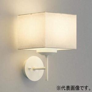 コイズミ照明 ブラケットライト本体 LED一体型 調光タイプ 8.5W 白熱球60W相当 電球色 鋼/ファインホワイト塗装 AB45839L