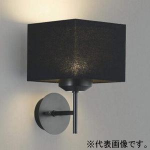 コイズミ照明 ブラケットライト本体 LED一体型 調光タイプ 8.5W 白熱球60W相当 電球色 鋼/黒色塗装 AB45840L