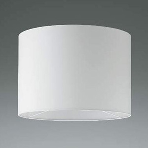 コイズミ照明 フロアスタンドライト用セード 丸型タイプ 幅φ400×高さ280mm 白色 AE45847E