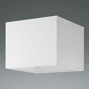 コイズミ照明 フロアスタンドライト用セード 角型タイプ 幅□355×高さ280mm 白色 AE45849E