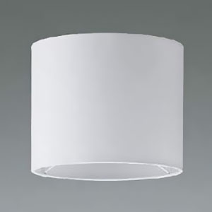 コイズミ照明 テーブルスタンドライト/ブラケットライト用セード 丸型タイプ 幅φ180×高さ150mm 白色 AE45851E