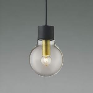 コイズミ照明 LEDランプ交換可能型ペンダントライト 《ethane》 ライティングレール取付タイプ 1.8W 電球形クリアランプ 口金E17 電球色 AP46398L