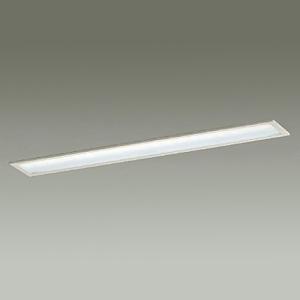 DAIKO LEDキッチンライト 昼白色 非調光タイプ FL30Wタイプ 天井取付専用 埋込式 カバーキックバネ式 DBL-3858WW