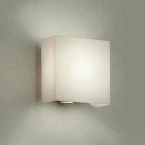 DAIKO LEDブラケットライト 電球色 非調光タイプ 白熱灯60Wタイプ 壁面取付専用 人感センサー付 DBK-37837