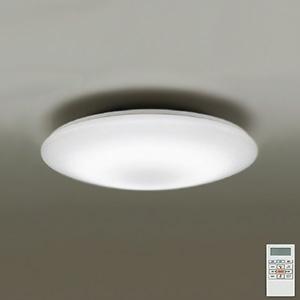 DAIKO LEDシーリングライト ~8畳用 プルレス調色・調光タイプ(昼光色~電球色) 38W タイマー付リモコン付属 アクリル・乳白(マット) DCL-38140