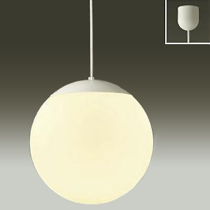 DAIKO LED小型ペンダントライト 白熱灯60W×2灯タイプ 非調光タイプ 電球色 7.1W×2灯 口金E26 ランプ付 カバー化粧ナット式 吊高さ調節可能 DPN-38288Y