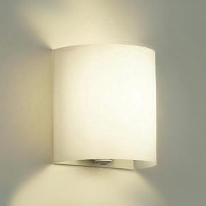 DAIKO LEDブラケットライト 電球色 非調光タイプ 白熱灯60Wタイプ 壁面取付専用 人感センサー付 DBK-38342Y
