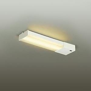 DAIKO LEDキッチンライト 電球色 非調光タイプ FL15Wタイプ 拡散配光 棚下付専用 近接スイッチ付 DCL-38489Y