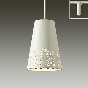 DAIKO LEDペンダントライト 電球色 非調光タイプ E17口金 白熱灯60Wタイプ ダクト取付専用 DPN-38511Y