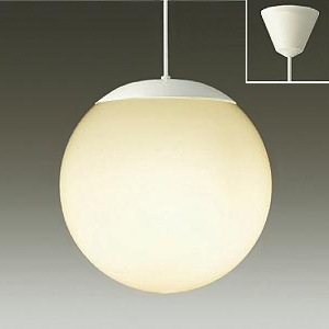 DAIKO LEDペンダントライト プルレス色温度切替/調光タイプ(昼白色/電球色) 白熱灯100Wタイプ 端子台木ネジ取付方式 《楽調》 DPN-38539