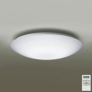 DAIKO LEDシーリングライト ~10畳用 プルレス調色・調光タイプ(昼光色~電球色) 42W タイマー付リモコン付属 アクリル・乳白(マット) DCL-38543