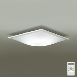 DAIKO LEDシーリングライト ~12畳用 プルレス調色・調光タイプ(昼光色~電球色) 46W タイマー付リモコン付属 ホワイト DCL-38547