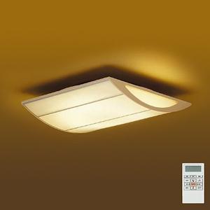 DAIKO LED和風シーリングライト ~6畳 調色・調光タイプ(昼光色~電球色) クイック取付式 リモコン・プルレススイッチ付 DCL-38561