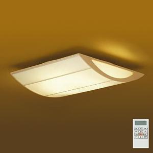 DAIKO LED和風シーリングライト ~14畳 調色・調光タイプ(昼光色~電球色) クイック取付式 リモコン・プルレススイッチ付 DCL-38565