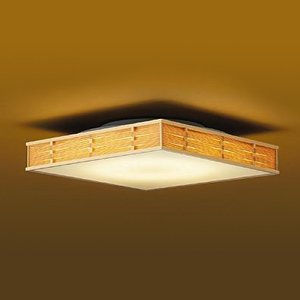 DAIKO LED和風シーリングライト ~6畳 調色・調光タイプ(昼光色~電球色) クイック取付式 リモコン・プルレススイッチ付 DCL-38717