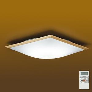 DAIKO LED和風シーリングライト ~12畳 調色・調光タイプ(昼光色~電球色) クイック取付式 リモコン・プルレススイッチ付 DCL-38753