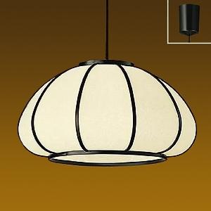 DAIKO LED和風ペンダントライト 電球色 非調光タイプ E26口金 白熱灯100Wタイプ 引掛シーリング取付式 DPN-38874Y