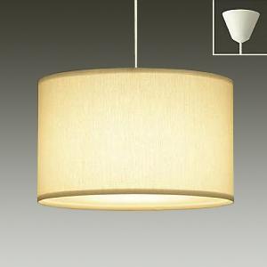 DAIKO LEDペンダントライト 電球色 非調光タイプ E26口金 白熱灯60Wタイプ 端子台木ネジ取付方式 DPN-39000Y