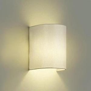DAIKO LEDブラケットライト 電球色 非調光タイプ 白熱灯60Wタイプ E17口金 壁面取付専用 白 DBK-39005Y