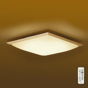 DAIKO LED和風シーリングライト ~10畳 調色・調光タイプ(昼光色~電球色) クイック取付式 リモコン・プルレススイッチ付 DCL-39382
