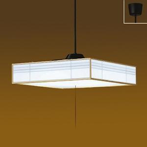 DAIKO LED和風ペンダントライト ~8畳 昼白色 非調光タイプ LED内蔵53W プル・プルレス兼用 引掛シーリング取付式 DPN-39187W